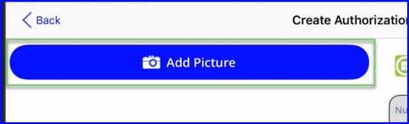 FWA Create Button