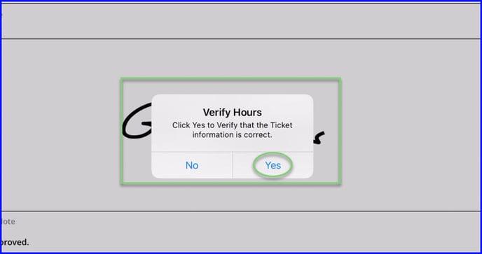 verify hours
